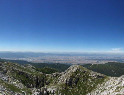Una circular desde el alto de Otzaurte para ascender al Aizkorri