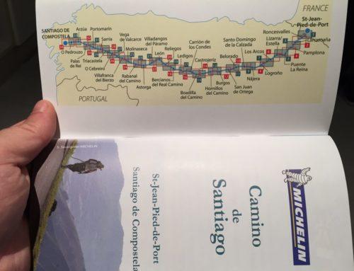 Preparando mi primera vez por el Camino de Santiago