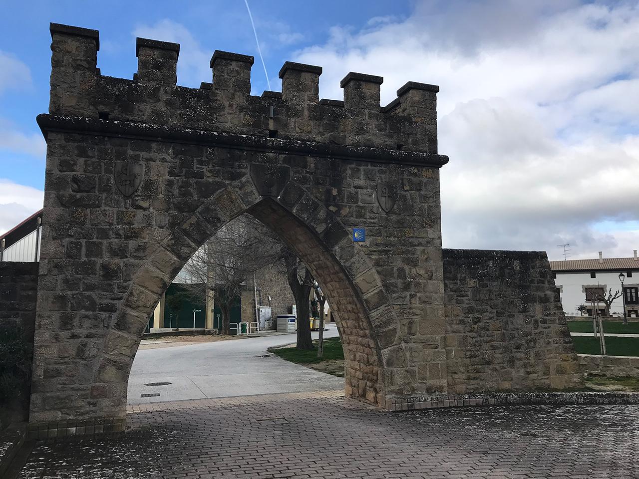 Mi primera vez en el Camino de Santiago | 4ª Etapa, Uterga – Puente La Reina